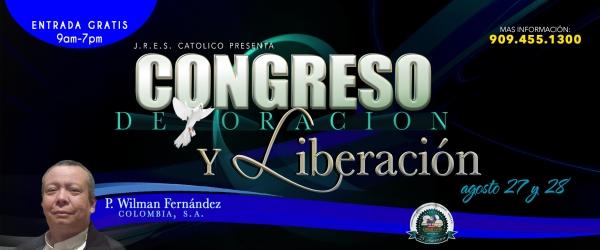 CONGRESO DE ORACION Y LIBERACION