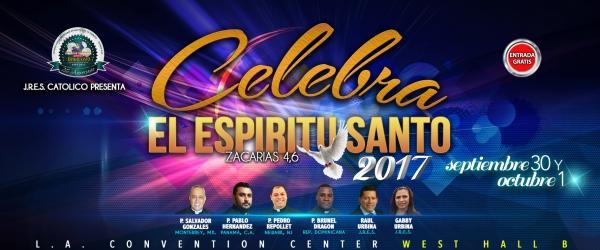 Celebra al Espiritu Santo 2017