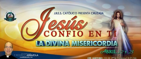 Cruzada Jesus Confio en Ti