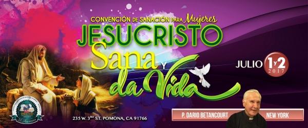 CONVENCION DE SANACION PARA MUJERES