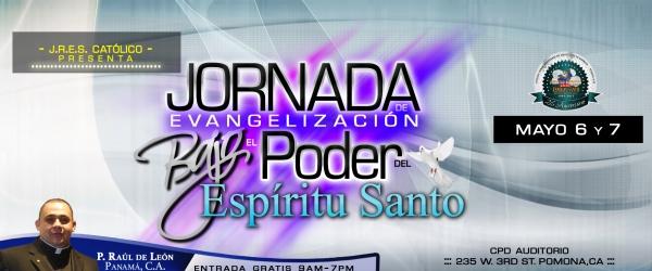 Jornada de Evangelizacion Bajo El Poder Del Espiritu Santo