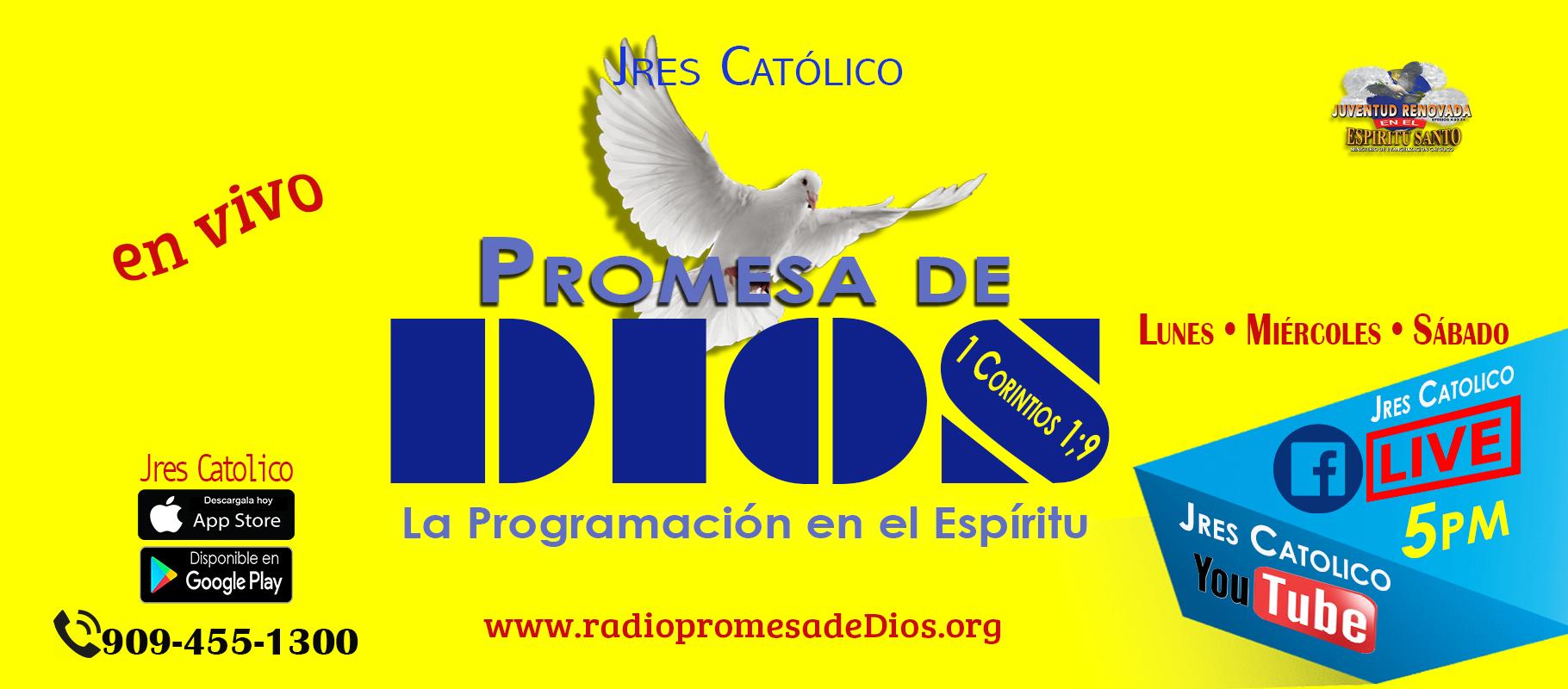 PROMESA DE DIOS-2
