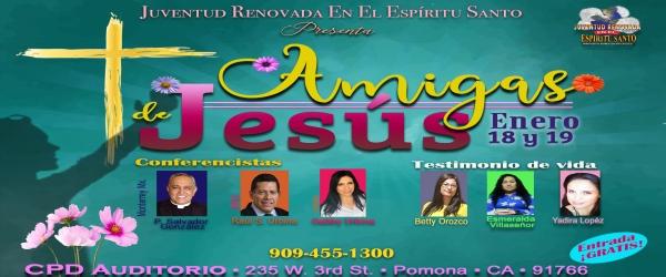 AMIGAS DE JESUS