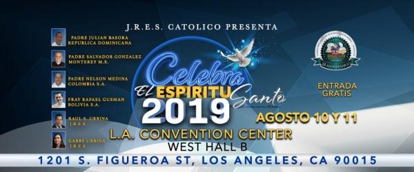 CELEBRA EL ESPIRITU SANTO 2019